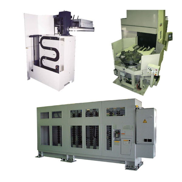 PALLET CHANGERS ・ TOOL CHANGERS