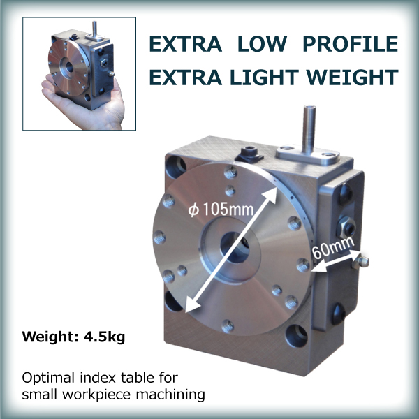 EXTRA LOW PROFILE/ LIGHT WEIGHT FD-105