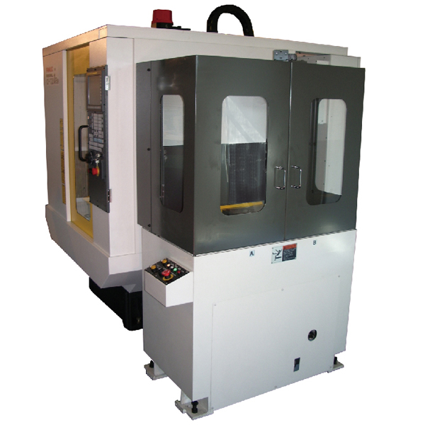 PALLET CHANGER for FANUC ROBODRILL